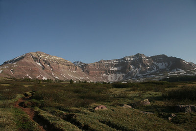 Fortress Mountain / Henry's Fork / Uinta Mounatins