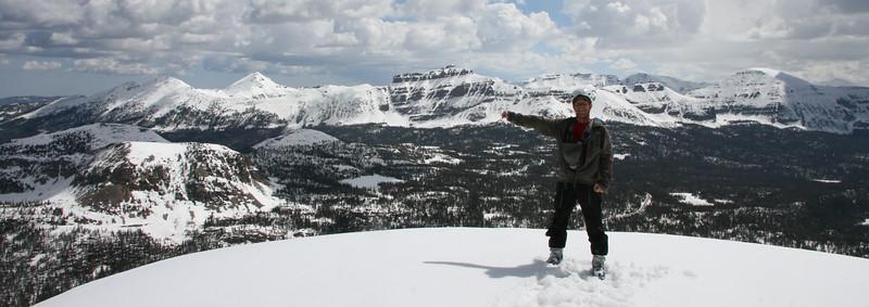 Reid's Peak Summit