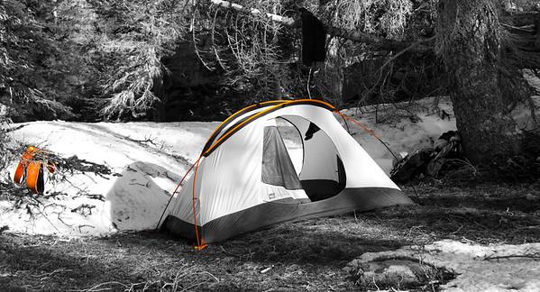 REI cirque 4-season Tent