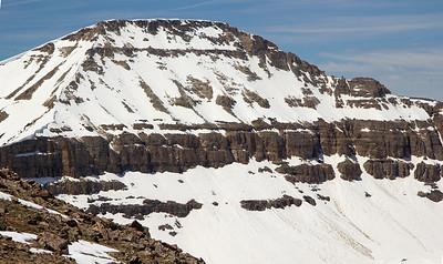 NW Mount Agassiz
