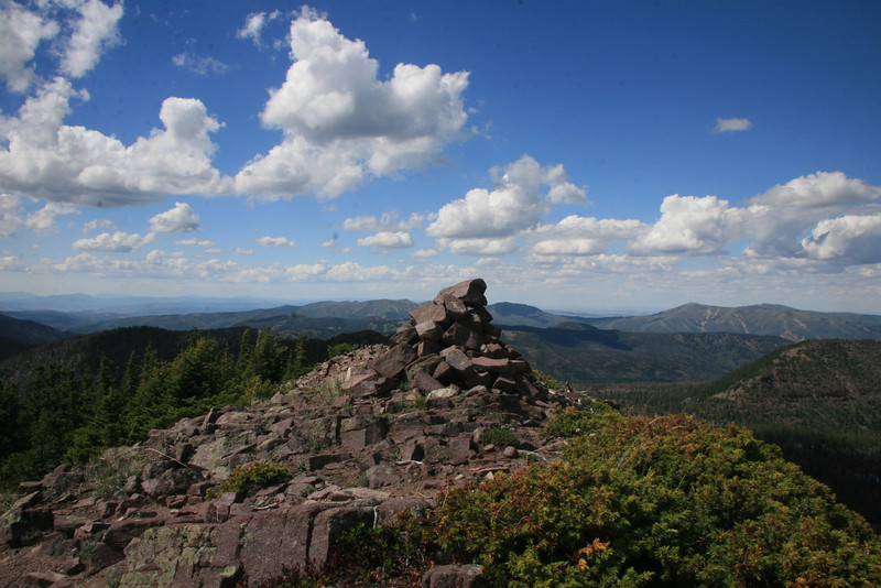 Hell's Kitchen Peak Summit Cairn