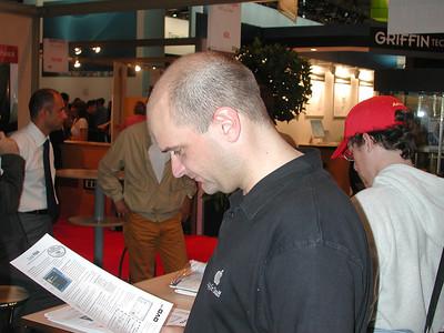 Apple Expo 2004