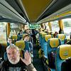 Slaperige bus