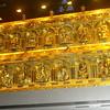 DCL massief gouden schrijn in Dom