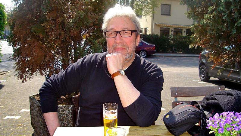 DCL Paul op terrasje