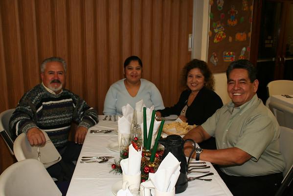 Banquete Navideño 2007