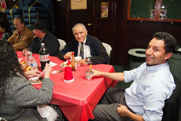 Banquete  de Ujieres 12-02-2014