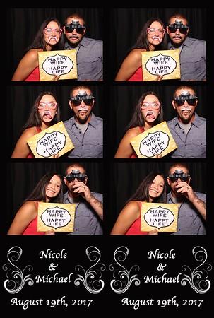 Nicole & Michael 08.19.2017