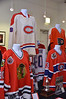 Ukrainian National Museum Hockey Jersey Exhibit sponsored by Selfreliance UAFCU May 2, 2014