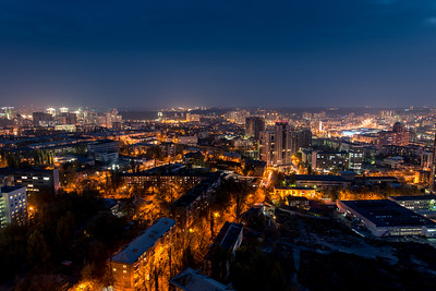 The Light Veins Of Kiev