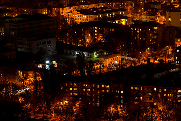 Kiev's Courtyards
