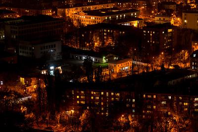 Kiev's Courtyards