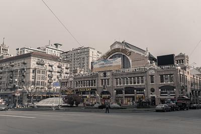 Bessarabsky Market