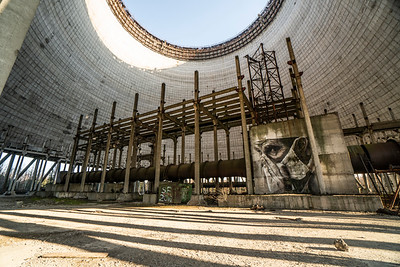 Reactor 5 Cooling Tower, Chernobyl