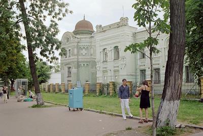 Scenes of Kiev