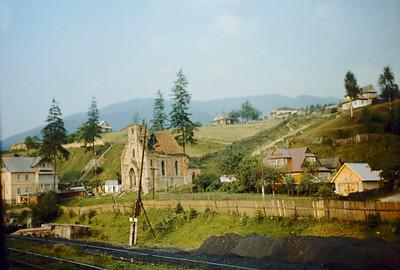 Czarnohora 1991
