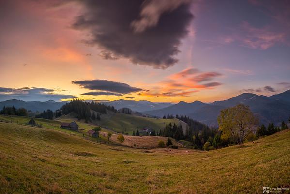 Carpathian Paints | Карпатские краски