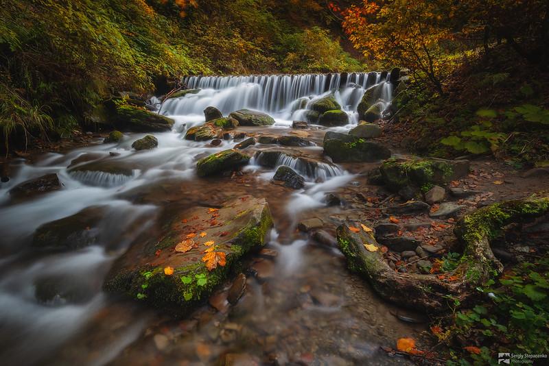 On the Rapids | На перекатах