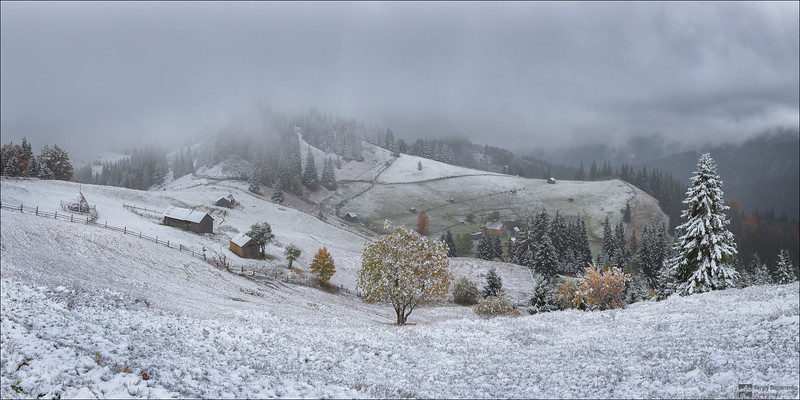 First Breath of Winter | Первое дыхание зимы