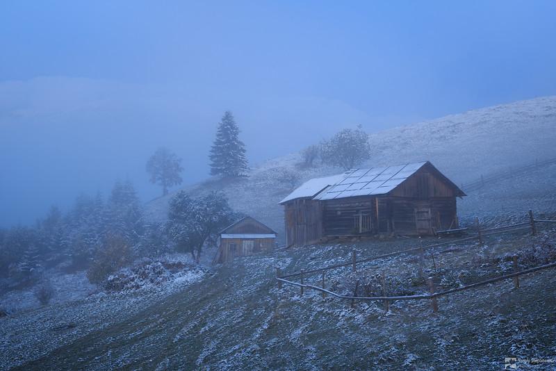 Cowboy house | Домик пастуха
