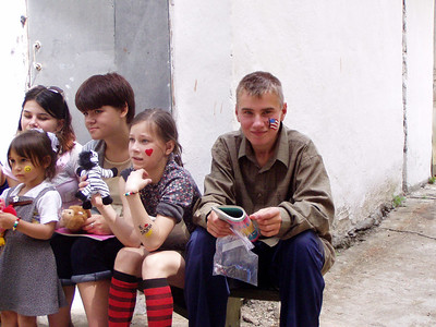 015  Ukraine Children Sevastopil