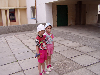 007  Ukraine Children Sevastopil