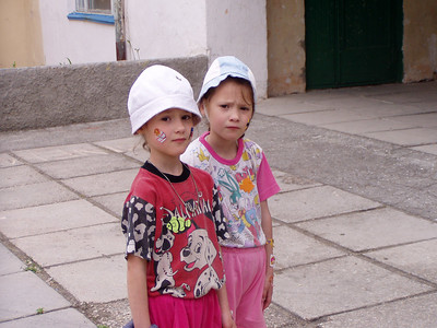 008  Ukraine Children Sevastopil