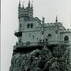 Crimea - swallow's nest restaurant