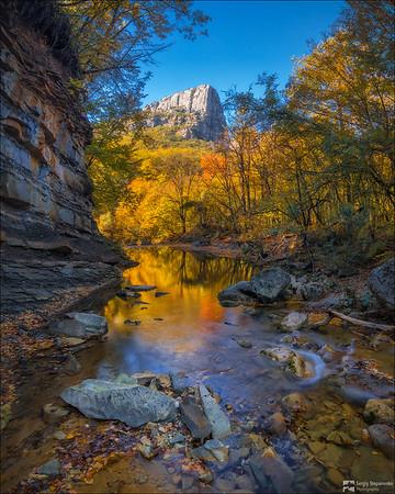 Gold in the Canyon | Золото в каньоне