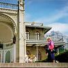 Darlene, palace, Ai Petri, Crimea, Yalta