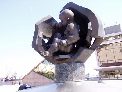 Odessa Ship Terminal Sculpture