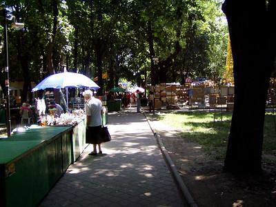 Odessa Open Air Market