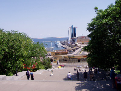 220 Steps to Odessa Port