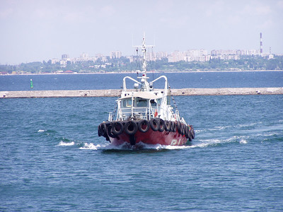 Odessa Port Boat