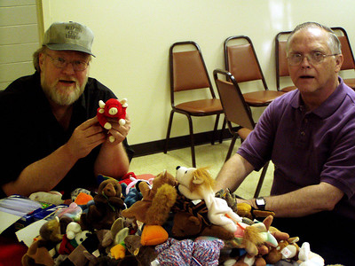 Working With Beanie Babies