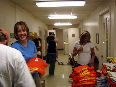 Lots of T-Shirts - Heather Hilner