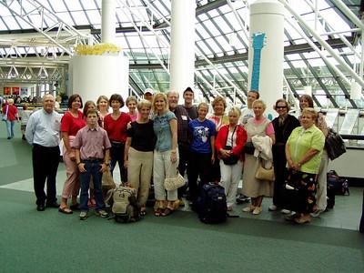 Ukraine Mission Team 2005
