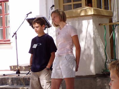018  Travis and Sarah at Sevastopil Orphanage 1
