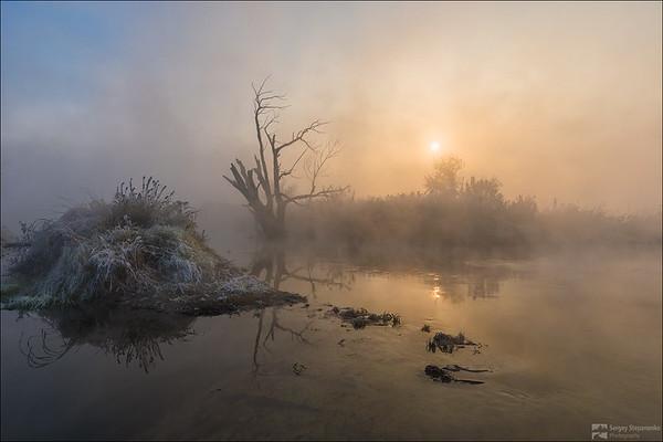 Misty Island | Туманный остров