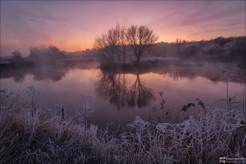 The River Wakes Up | Река просыпается