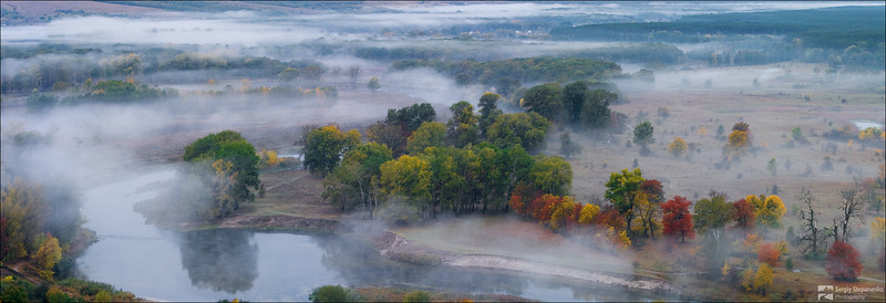 Autumn Fog Is Like A Hoax | Осенний туман похож на обман