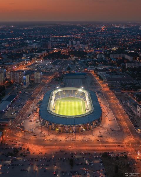 "FC Metalist Stadium | Стадион ""Металлист"""