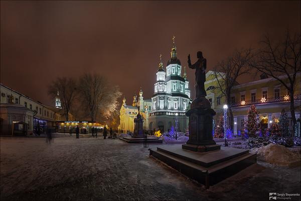 Holy Pokrovsky Monastery | Свято Покровский Мужской Монастырь