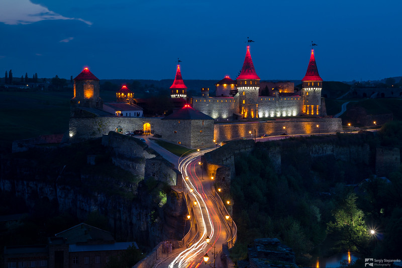 Kamyanets-Podilsky Old Castle | Каменец-Подольский - старый замок