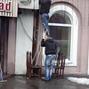 ladder extension Odessa style