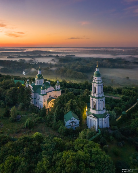 Mgar Monastery   Мгарский монастырь