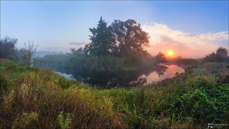 Утро на Ворскле