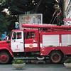 Ukrainian fire truck