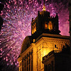 Kreshatik fireworks