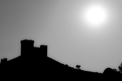 Genovian Fortress